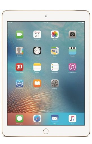 Productafbeelding van de Apple iPad Pro 9.7 WiFi 128GB Gold