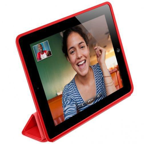 Productafbeelding van de Apple iPad 2/3/4 Smart Case Red