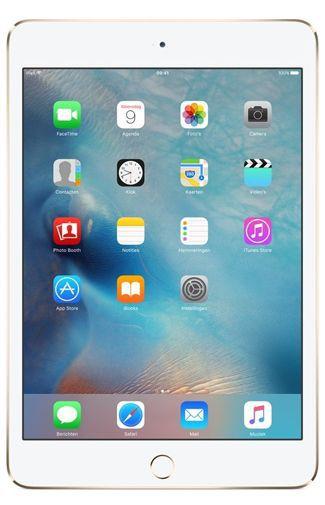 Productafbeelding van de Apple iPad mini 4 WiFi + 4G 128GB Gold