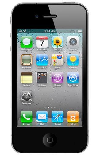 Productafbeelding van de Apple iPhone 4 8GB Black