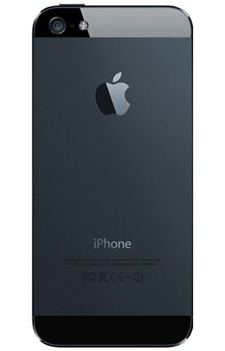 Productafbeelding van de Apple iPhone 5 16GB Black