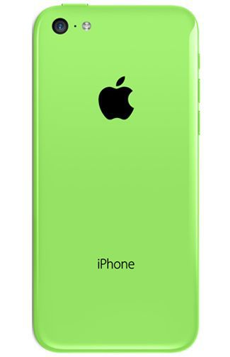 Productafbeelding van de Apple iPhone 5C 8GB Green