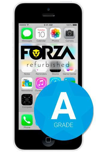 Productafbeelding van de Apple iPhone 5C 8GB White Refurbished