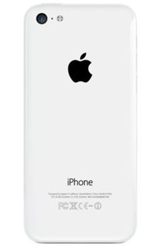 Productafbeelding van de Apple iPhone 5C 8GB White