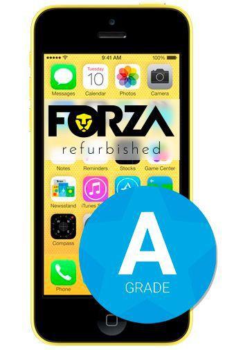Productafbeelding van de Apple iPhone 5C 8GB Yellow Refurbished