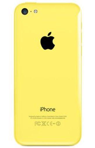 Productafbeelding van de Apple iPhone 5C 16GB Yellow Refurbished