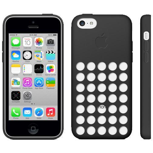 Productafbeelding van de Apple iPhone 5C Soft Case Black
