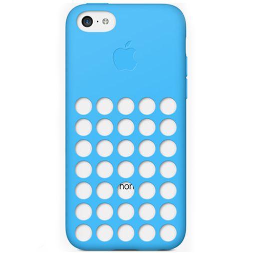 Productafbeelding van de Apple iPhone 5C Soft Case Blue