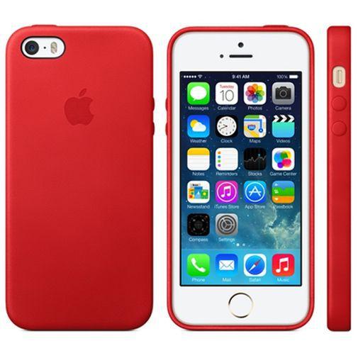 Productafbeelding van de Apple iPhone 5/5S Case Red