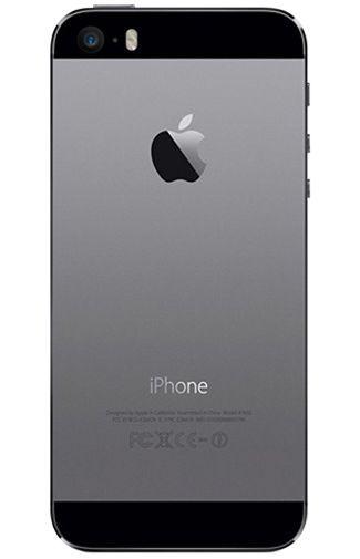 Productafbeelding van de Apple iPhone 5S 32GB Black Refurbished