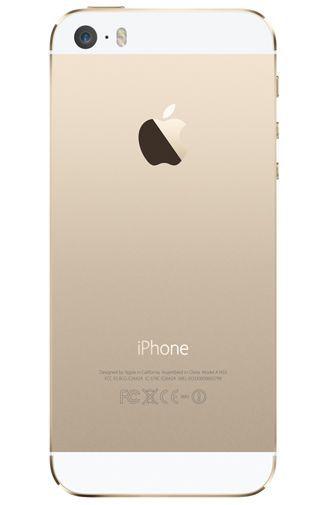 Productafbeelding van de Apple iPhone 5S 32GB Gold Refurbished
