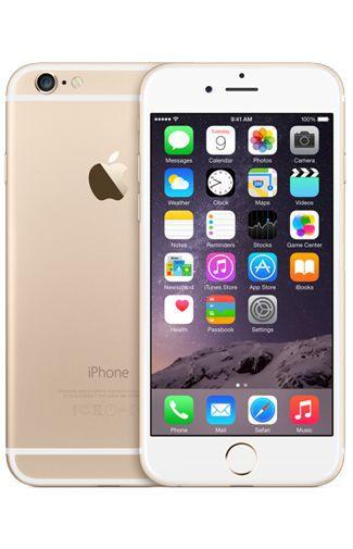 Productafbeelding van de Apple iPhone 6 64GB Gold