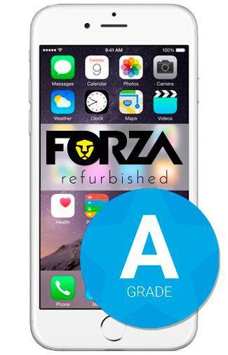 Productafbeelding van de Apple iPhone 6 64GB Silver Refurbished
