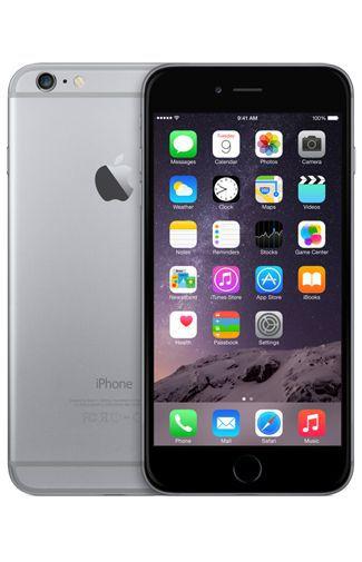 Productafbeelding van de Apple iPhone 6 Plus 128GB Black
