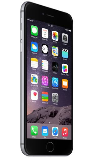 Productafbeelding van de Apple iPhone 6 Plus 16GB Certified Pre-Owned Black