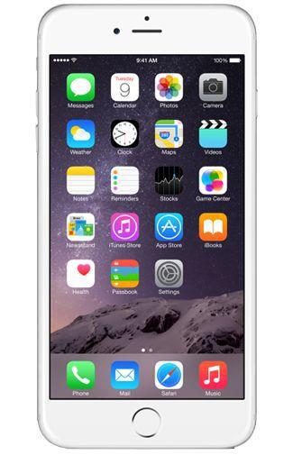 Productafbeelding van de Apple iPhone 6 Plus 16GB Silver
