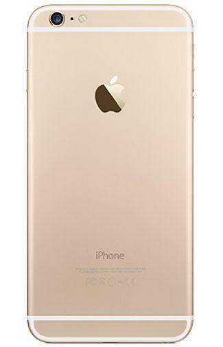 Productafbeelding van de Apple iPhone 6 16GB Gold Refurbished