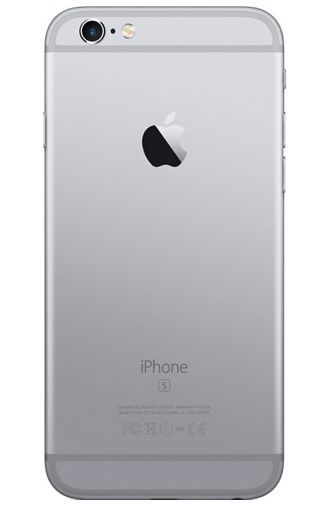 Productafbeelding van de Apple iPhone 6S 128GB Black