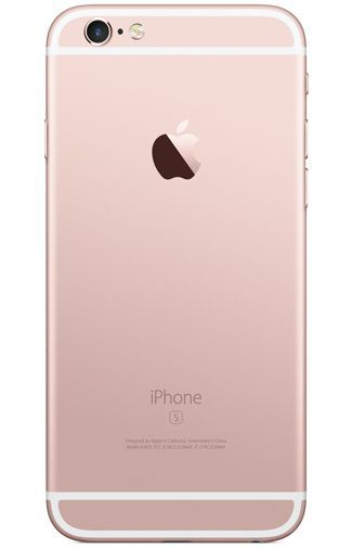 Productafbeelding van de Apple iPhone 6S 128GB Rose Gold