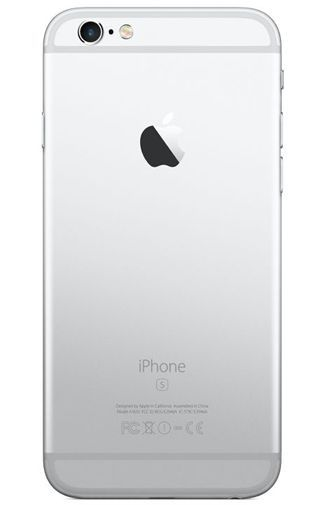 Productafbeelding van de Apple iPhone 6S 16GB Silver