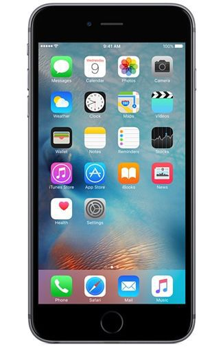 Productafbeelding van de Apple iPhone 6S 64GB Black