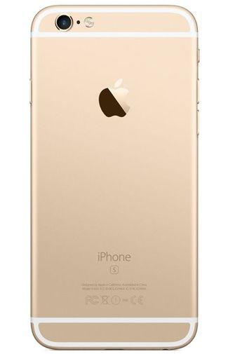 Productafbeelding van de Apple iPhone 6S 64GB Gold Refurbished