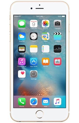 Productafbeelding van de Apple iPhone 6S Plus 128GB Gold