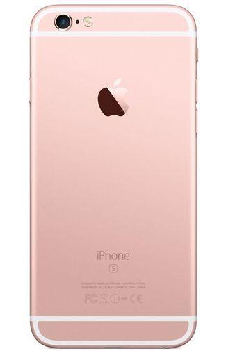 Productafbeelding van de Apple iPhone 6S Plus 32GB Rose Gold