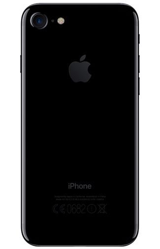 Productafbeelding van de Apple iPhone 7 128GB Jet Black
