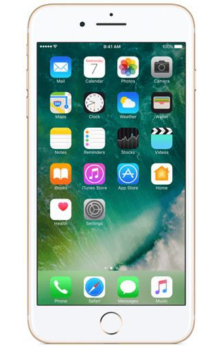 Productafbeelding van de Apple iPhone 7 Plus 128GB Gold