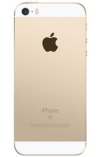 Productafbeelding van de Apple iPhone SE 2016 128GB Gold