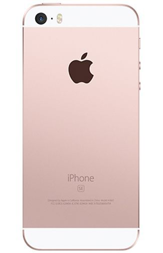 Productafbeelding van de Apple iPhone SE 2016 128GB Rose Gold