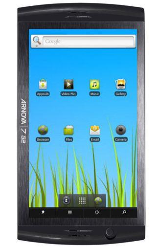 Productafbeelding van de Archos Arnova 7 G2 8GB WiFi