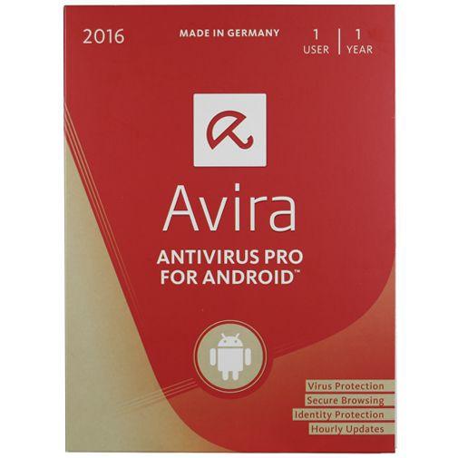 Productafbeelding van de Avira Antivirus Security PRO