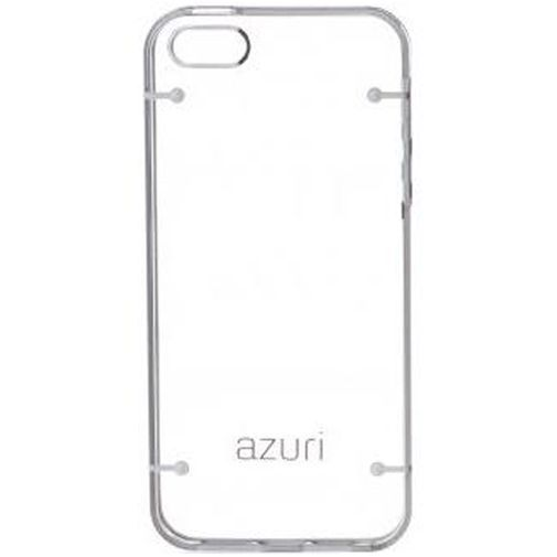 Productafbeelding van de Azuri Bumper Cover Apple iPhone 5/5S White