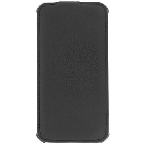 Productafbeelding van de Azuri Flip Case Black Apple iPhone 6 Plus/6S Plus
