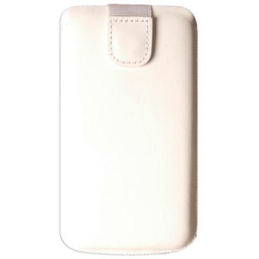 Productafbeelding van de Azuri Mobile Pocket Case 17 White