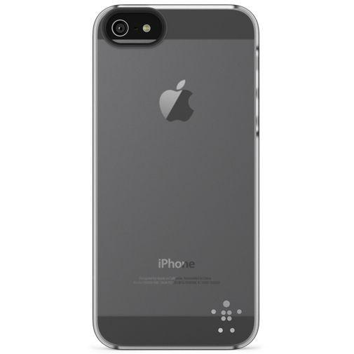 Productafbeelding van de Belkin Backcase Transparant Apple iPhone 5/5S