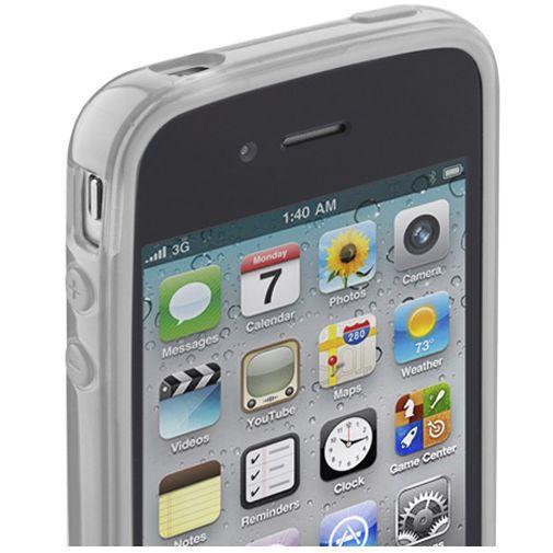 Productafbeelding van de Belkin Essential 013 TPU Case Clear Apple iPhone 4/4S