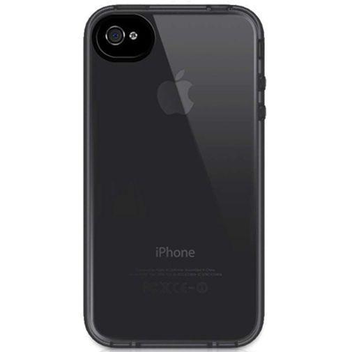 Productafbeelding van de Belkin TPU Case iPhone 4/4S Black