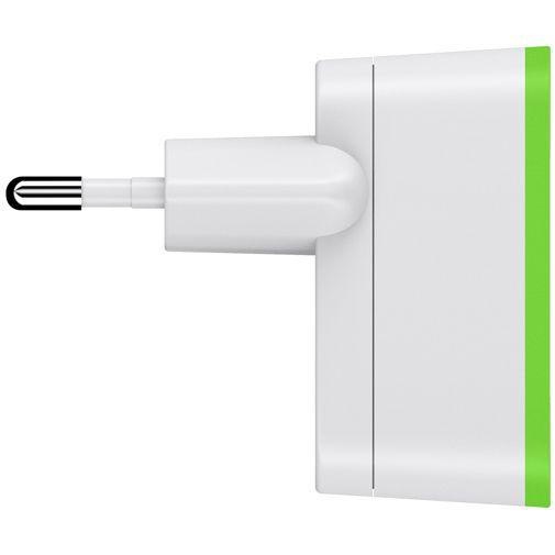 Productafbeelding van de Belkin USB Thuislader 2.1A White