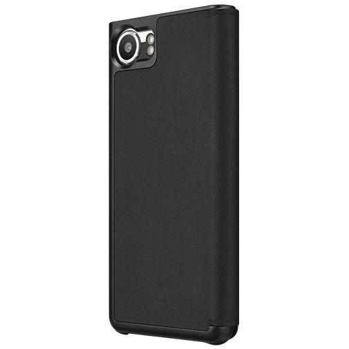 Productafbeelding van de BlackBerry Flipcase Black KEYone