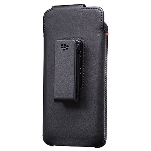 Productafbeelding van de BlackBerry Holster Black DTEK50