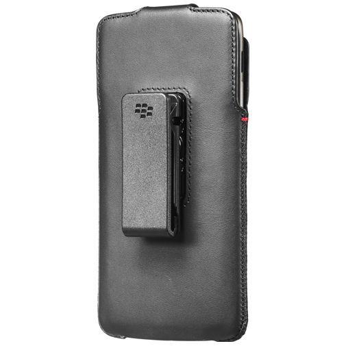 Productafbeelding van de BlackBerry Holster Black DTEK60