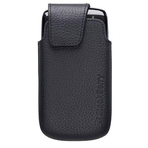 Productafbeelding van de BlackBerry Leather Swivel Holster Torch 9860
