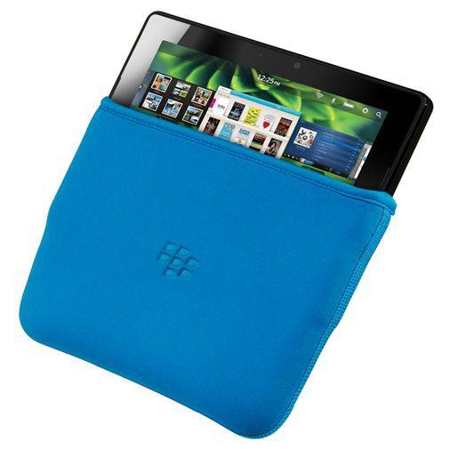 Productafbeelding van de BlackBerry Neoprene Sleeve Blue Playbook