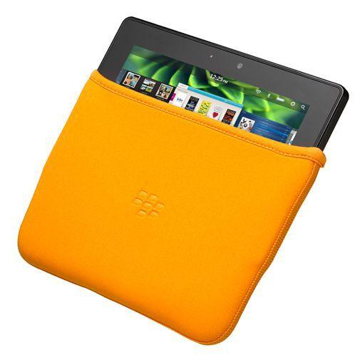 Productafbeelding van de BlackBerry Neoprene Sleeve Orange Playbook