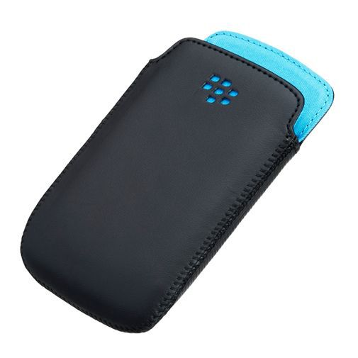 Productafbeelding van de BlackBerry Pocket Black Blue Curve 9360