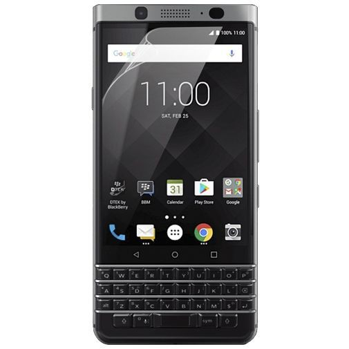 Productafbeelding van de BlackBerry Protective Film Screenprotector KEYone