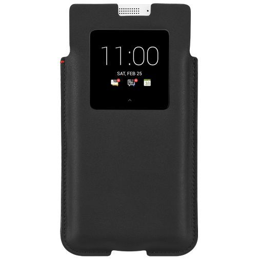 Productafbeelding van de BlackBerry Smart Pocket Black KEYone